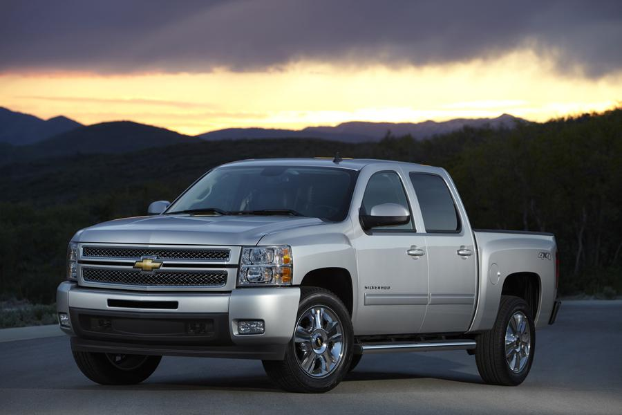 2012 Chevrolet Silverado 1500 Photo 6 of 8