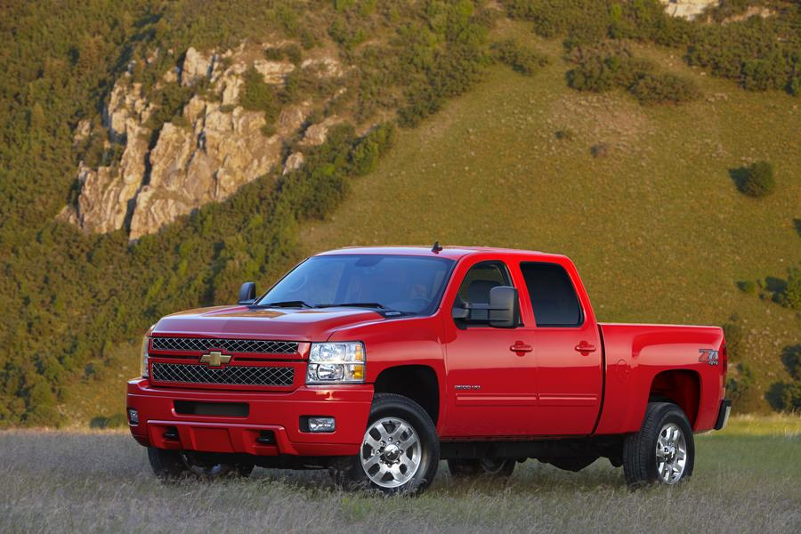 2012 Chevrolet Silverado 2500 Photo 2 of 5