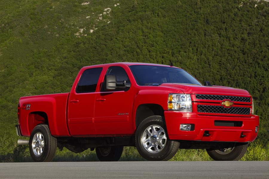 2012 Chevrolet Silverado 2500 Photo 3 of 5