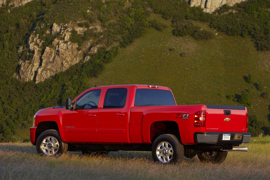 2012 Chevrolet Silverado 2500 Photo 5 of 5