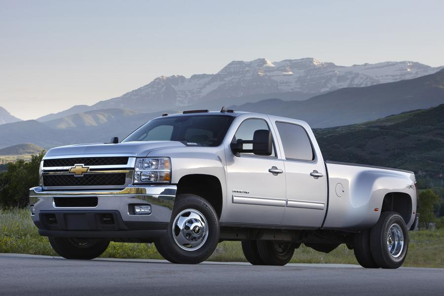 2012 Chevrolet Silverado 3500 Photo 1 of 6