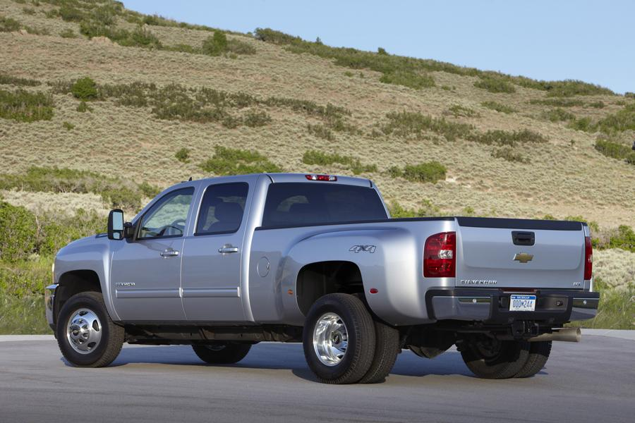 2012 Chevrolet Silverado 3500 Photo 5 of 6