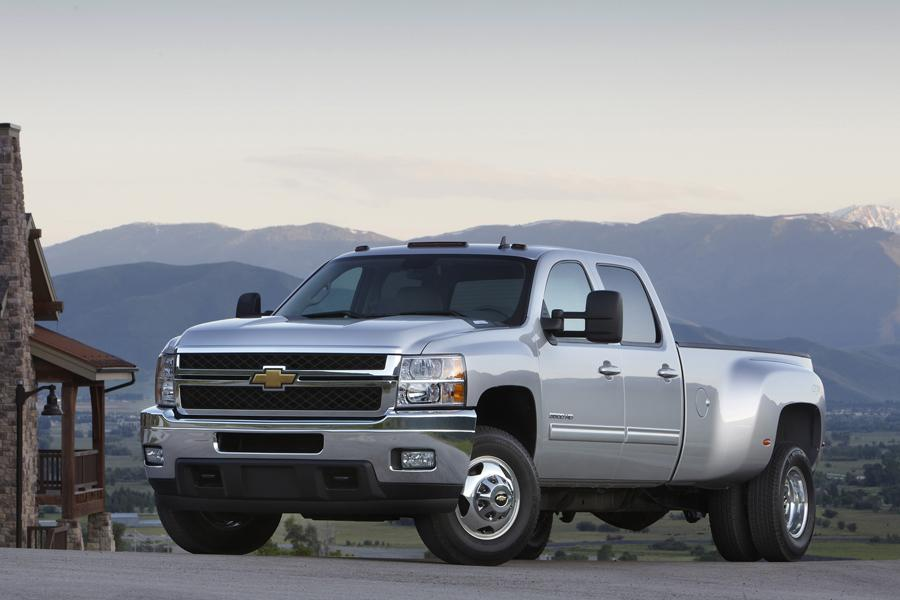 2012 Chevrolet Silverado 3500 Photo 6 of 6