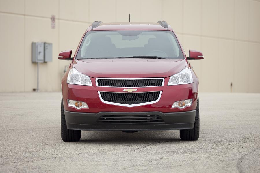 2012 Chevrolet Traverse Photo 4 of 24