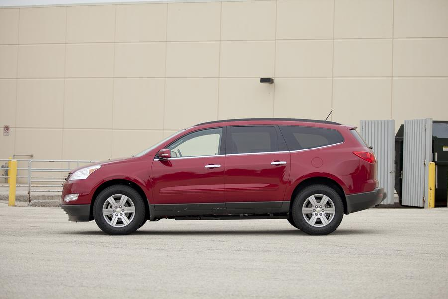 2012 Chevrolet Traverse Photo 5 of 24