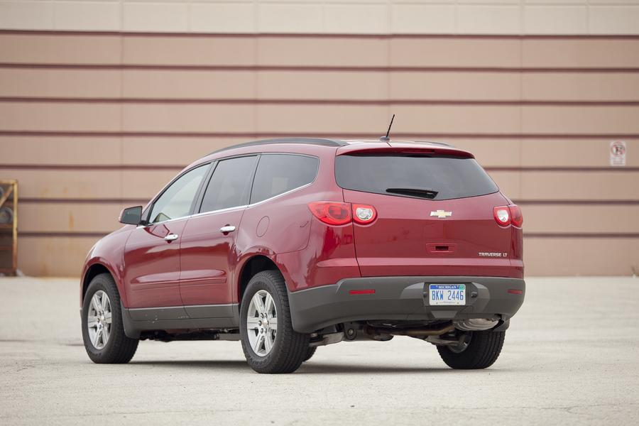 2012 Chevrolet Traverse Specs, Pictures, Trims, Colors ...