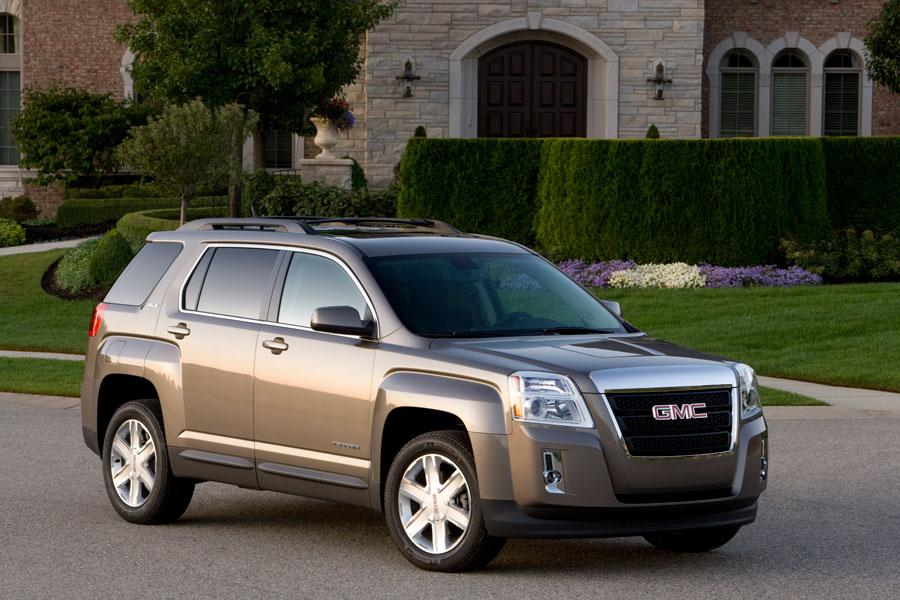 2012 GMC Terrain Photo 3 of 6