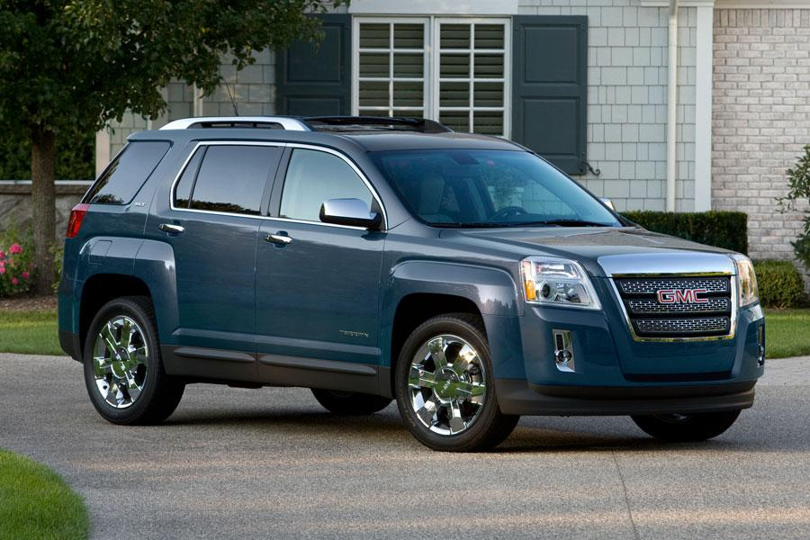 2012 GMC Terrain Photo 1 of 6