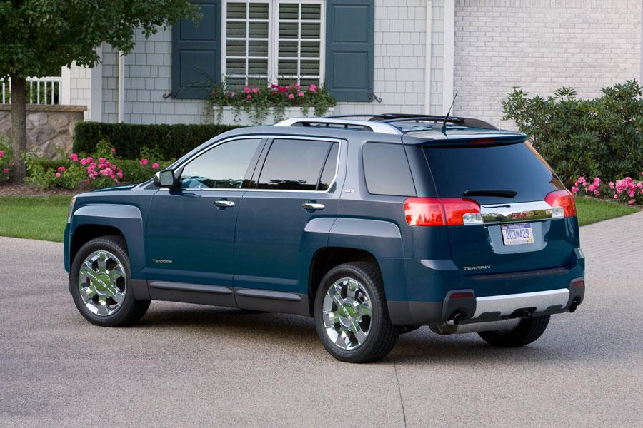2012 GMC Terrain Photo 5 of 6