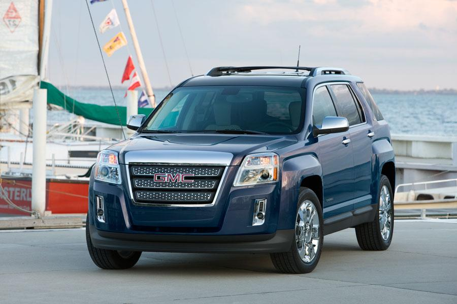 2012 GMC Terrain Photo 6 of 6