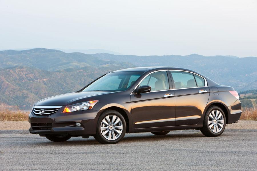 Honda Accord Sedan >> 2012 Honda Accord Overview Cars Com