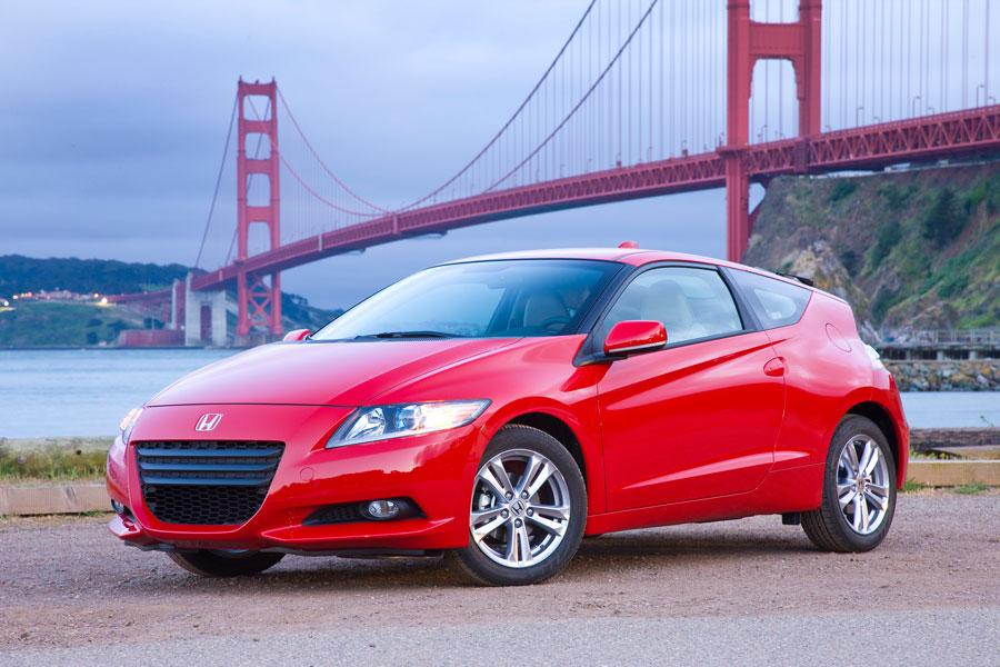 2012 Honda CR-Z Photo 1 of 5
