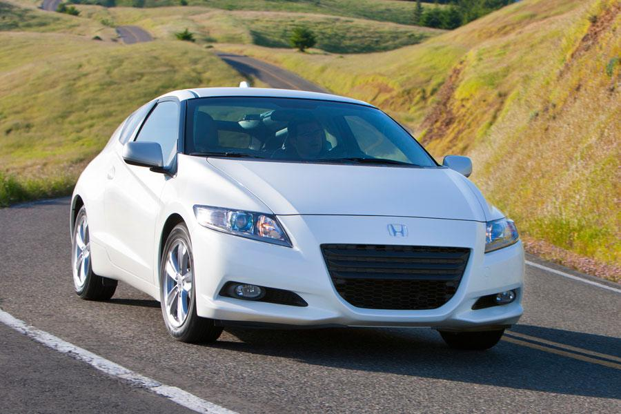 2012 Honda CR-Z Photo 3 of 5