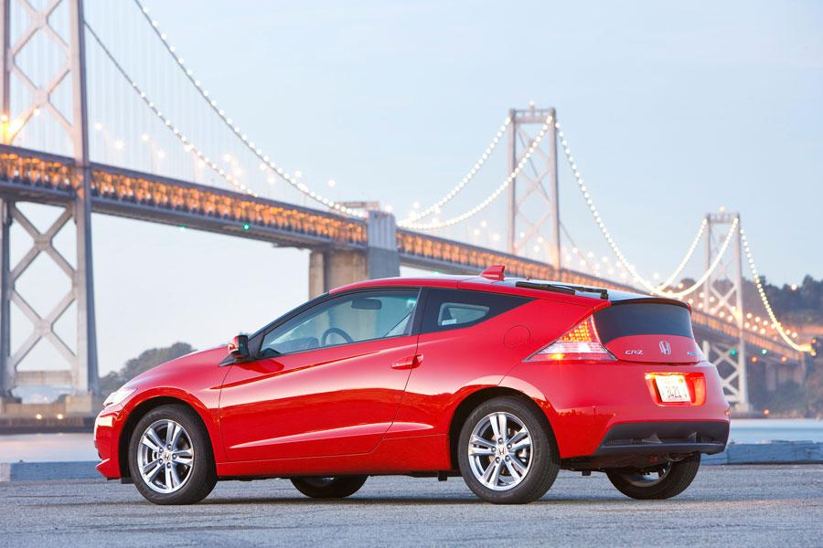 2012 Honda CR-Z Photo 4 of 5