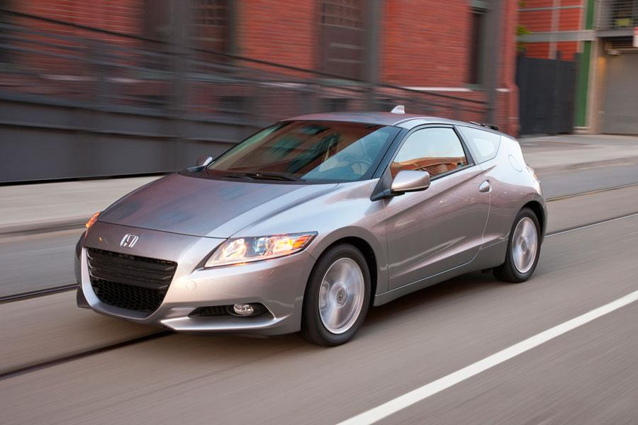 2012 Honda CR-Z Photo 5 of 5