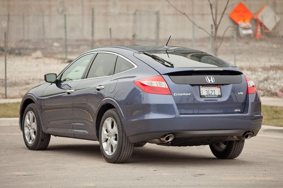 2012 Honda Crosstour Photo 5 of 5