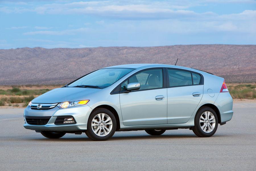 2012 Honda Insight Photo 3 of 6