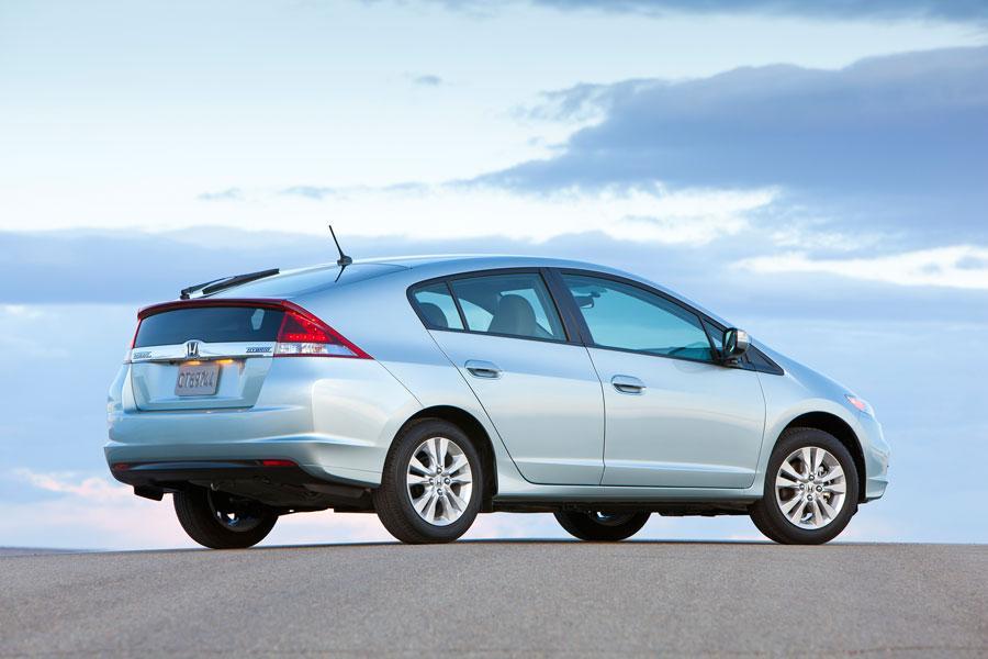 2012 Honda Insight Photo 4 of 6