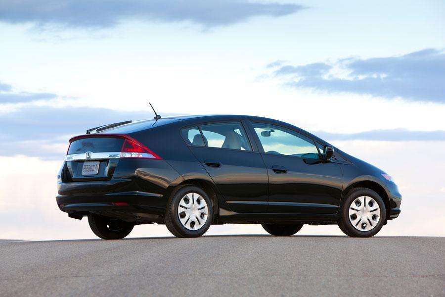 2012 Honda Insight Photo 6 of 6