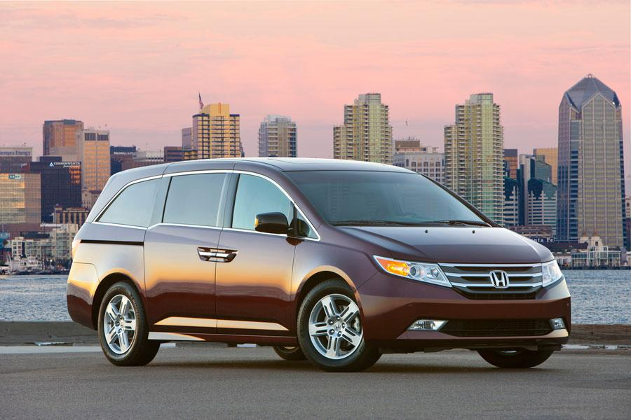 2012 Honda Odyssey Photo 1 of 5