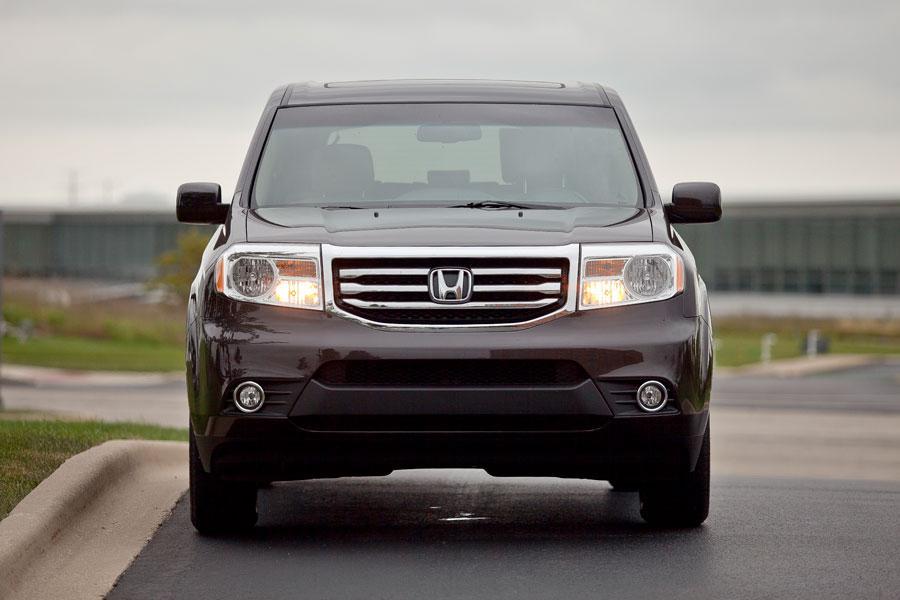 2012 Honda Pilot Photo 4 of 6