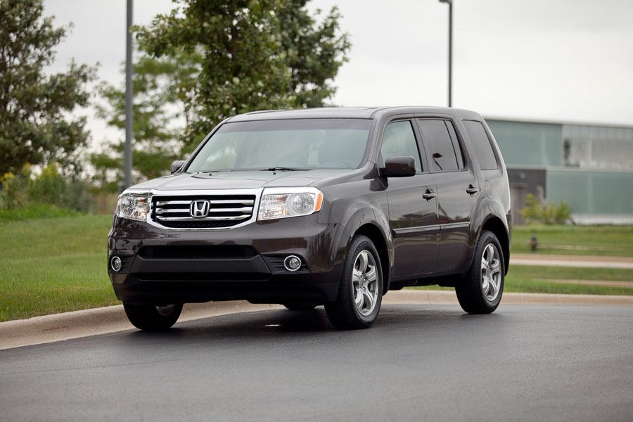 2012 Honda Pilot Specs Pictures Trims Colors Cars Com