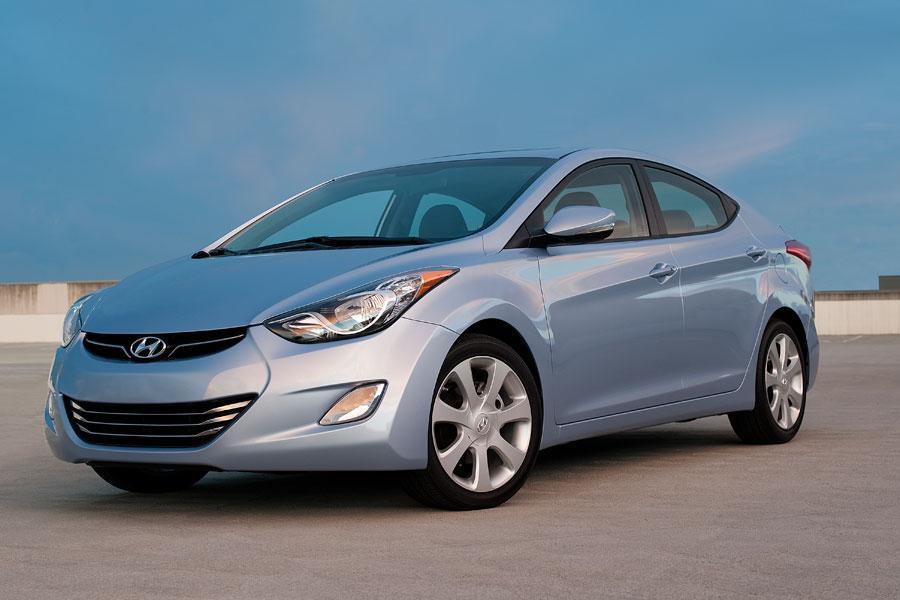 2012 Hyundai Elantra Overview Cars Com