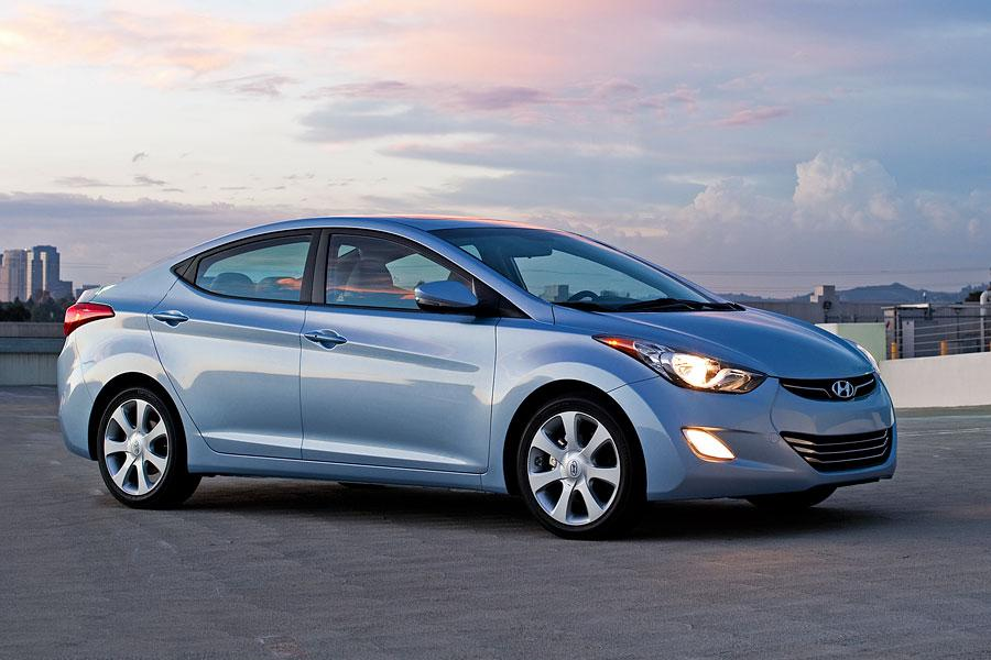 2012 Hyundai Elantra Photo 5 of 7
