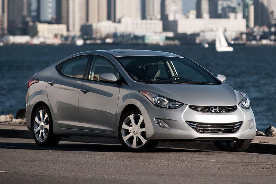 2012 Hyundai Elantra Photo 1 of 7