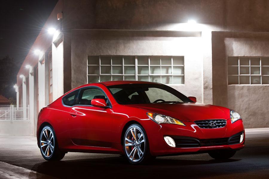 2012 Hyundai Genesis Coupe Photo 6 of 6