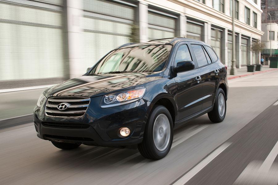 2012 Hyundai Santa Fe Photo 5 of 17