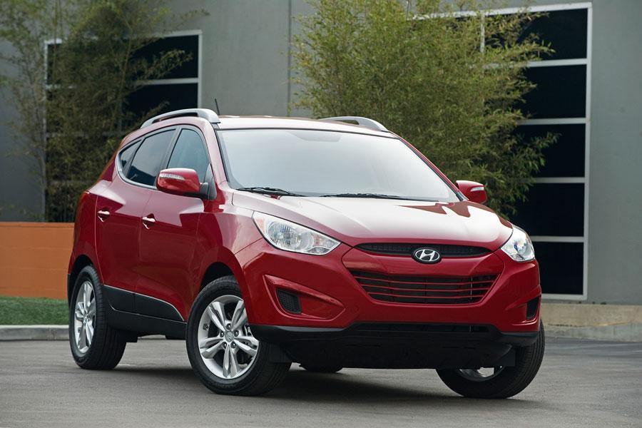 2012 Hyundai Tucson Photo 5 of 20