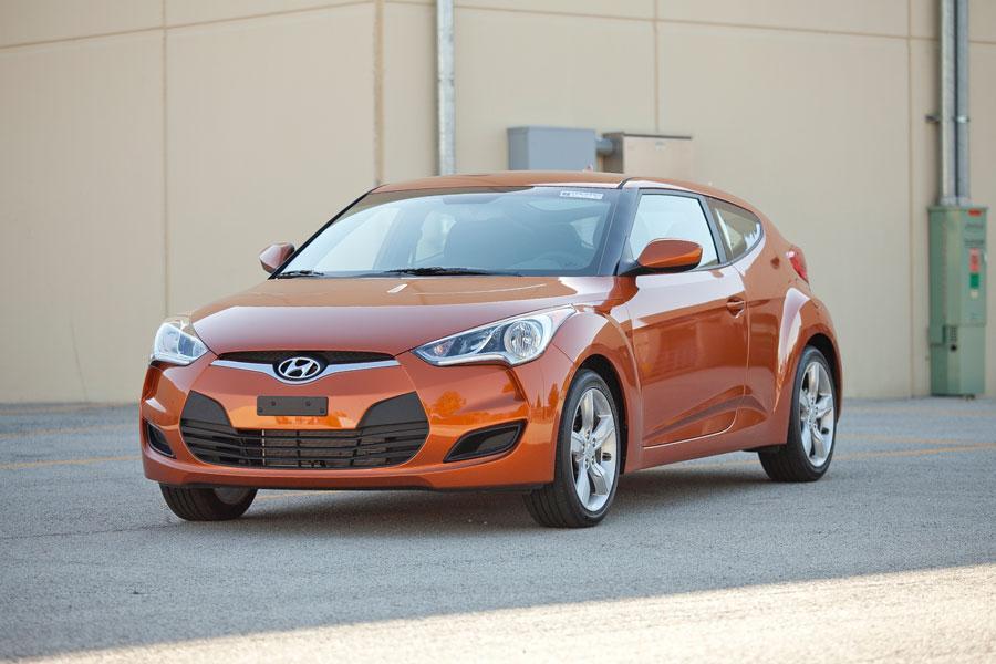 2012 Hyundai Veloster Photo 1 of 6