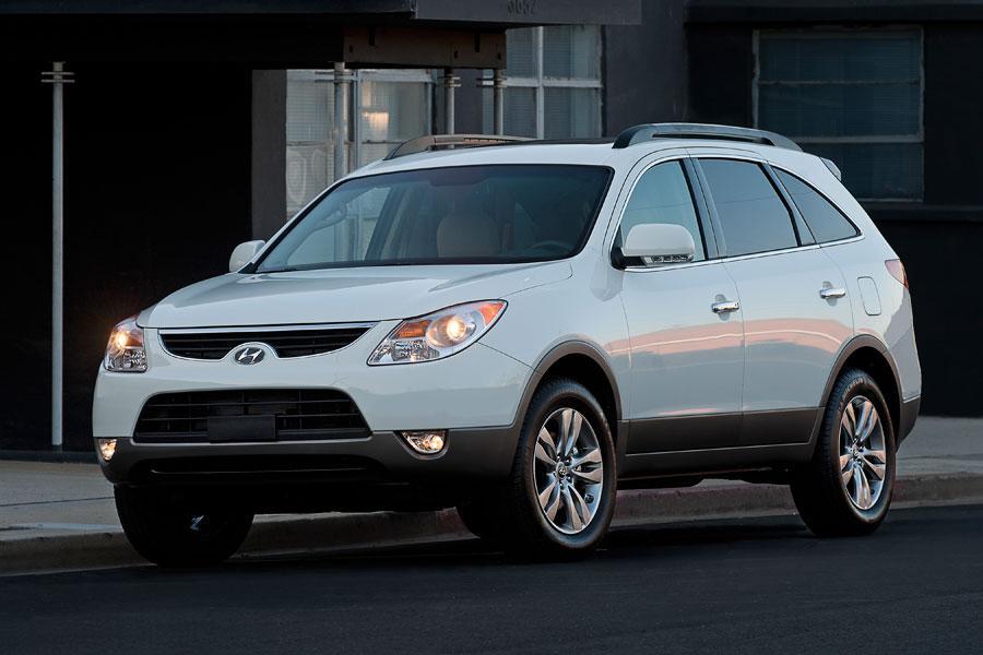 2012 Hyundai Veracruz Photo 1 of 4
