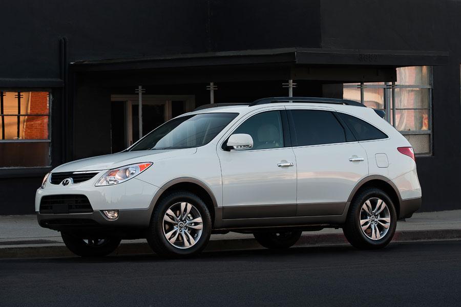 2012 Hyundai Veracruz Photo 3 of 4