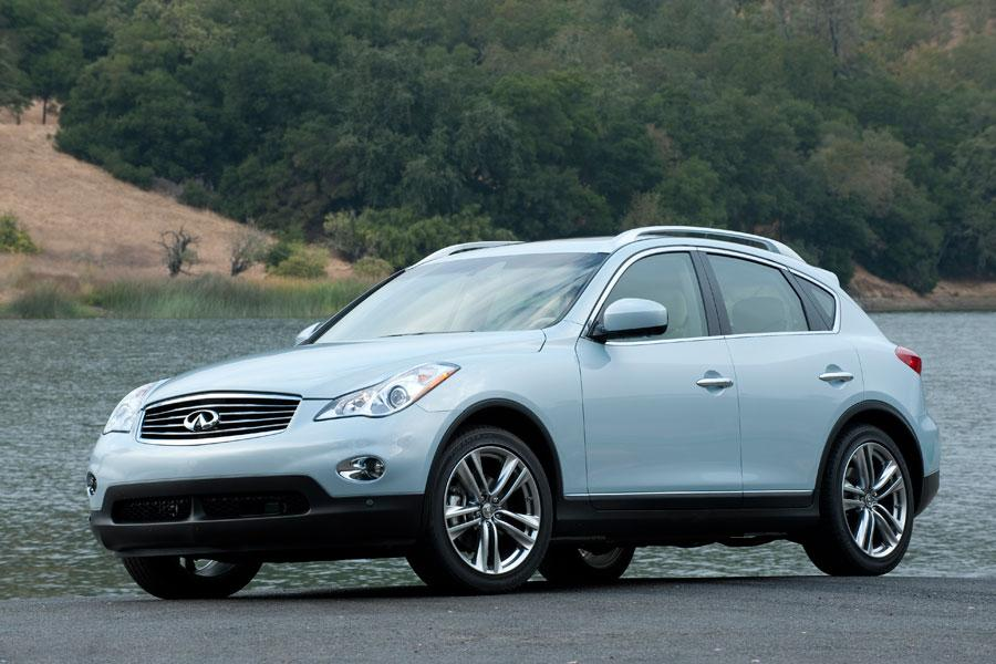 Infiniti Ex35 Sport Utility Models Price Specs Reviews