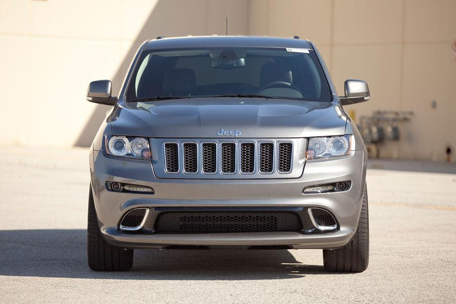 2012 Jeep Grand Cherokee Photo 3 of 6