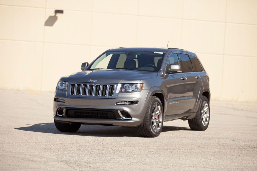 2012 Jeep Grand Cherokee Photo 1 of 6