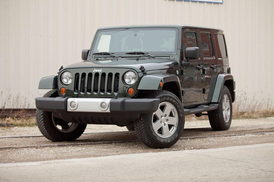 2012 Jeep Wrangler Photo 1 of 5