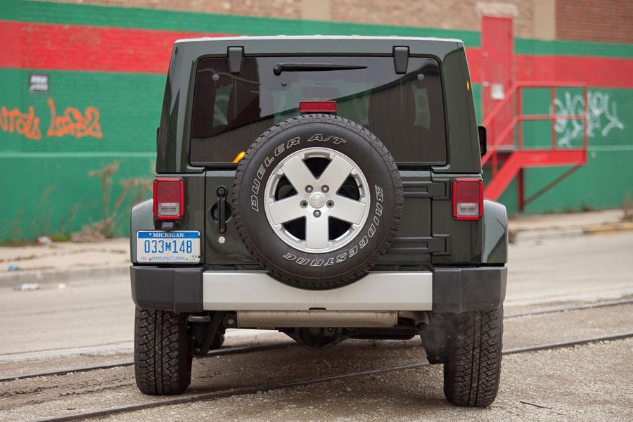 2012 Jeep Wrangler Photo 4 of 5
