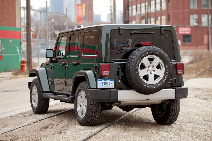 2012 Jeep Wrangler Photo 5 of 5