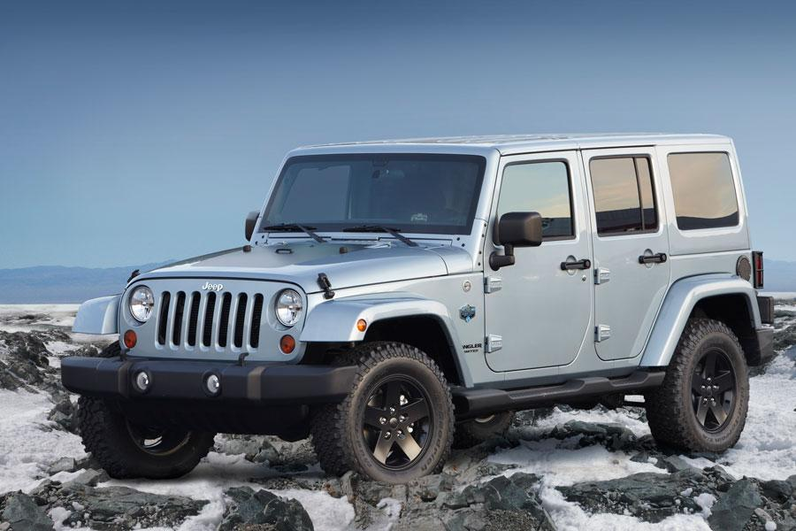 2012 Jeep Wrangler Unlimited Photo 4 of 6