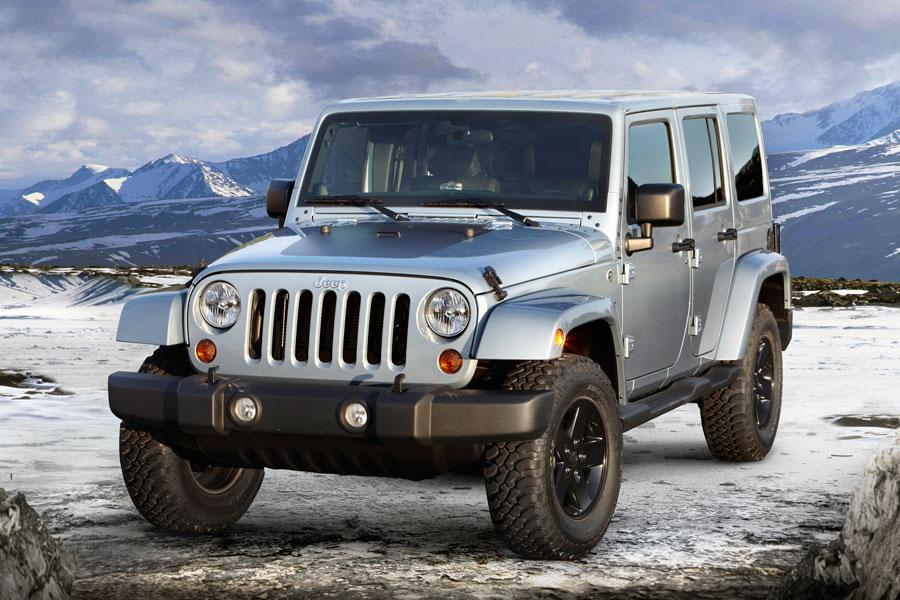 2012 Jeep Wrangler Unlimited Photo 1 of 6