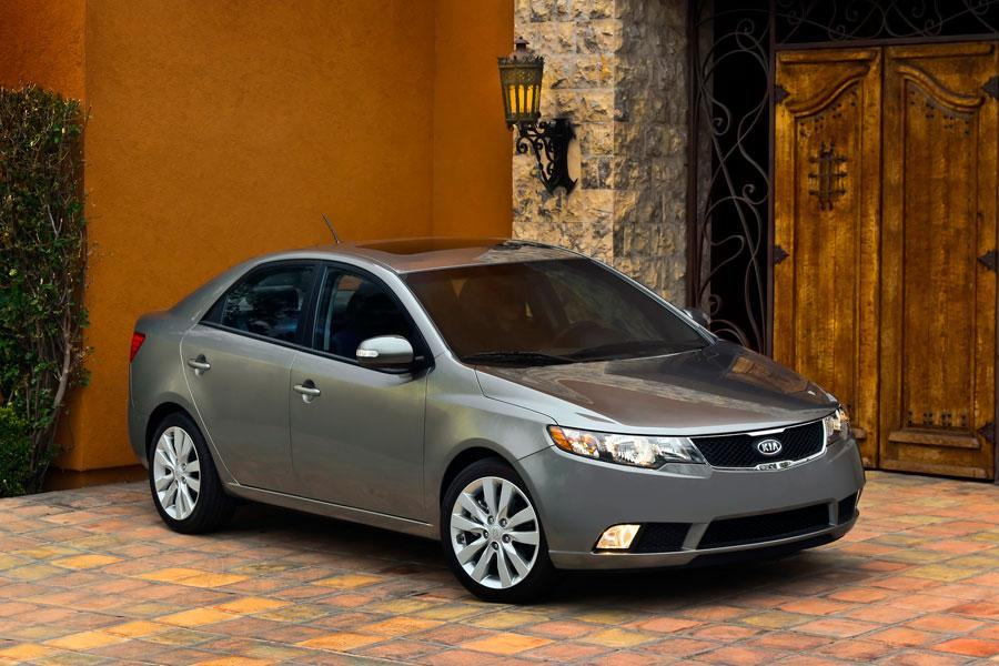 2012 Kia Forte Reviews Specs And Prices Cars Com