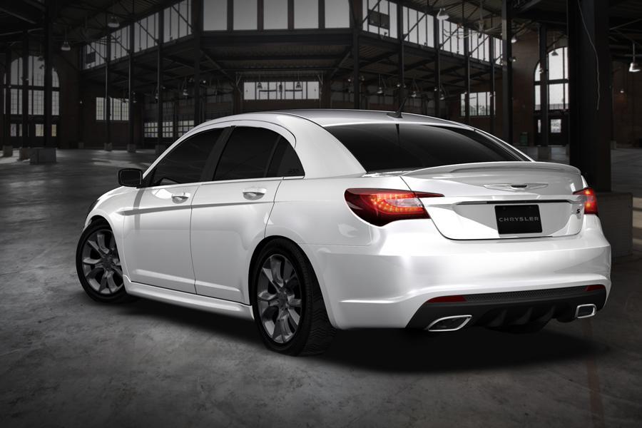 2012 Chrysler 200 Specs Pictures Trims Colors Cars Com