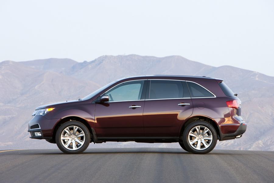 2012 Acura MDX Photo 6 of 20