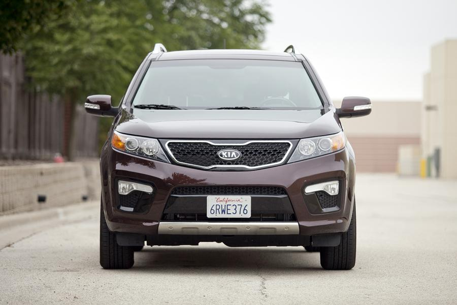 2012 Kia Sorento Photo 1 of 17