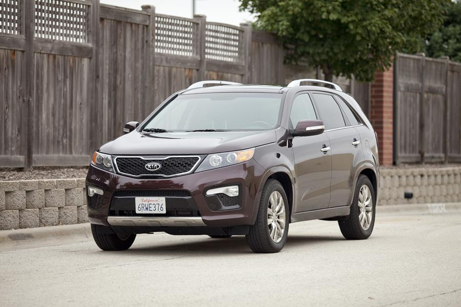 2012 Kia Sorento Photo 3 of 17