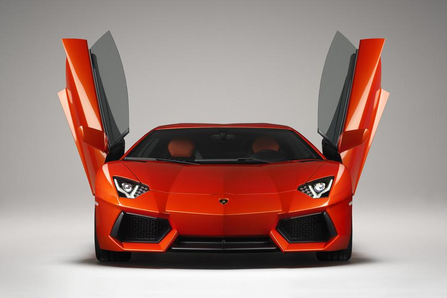 2012 Lamborghini Aventador Photo 3 of 10