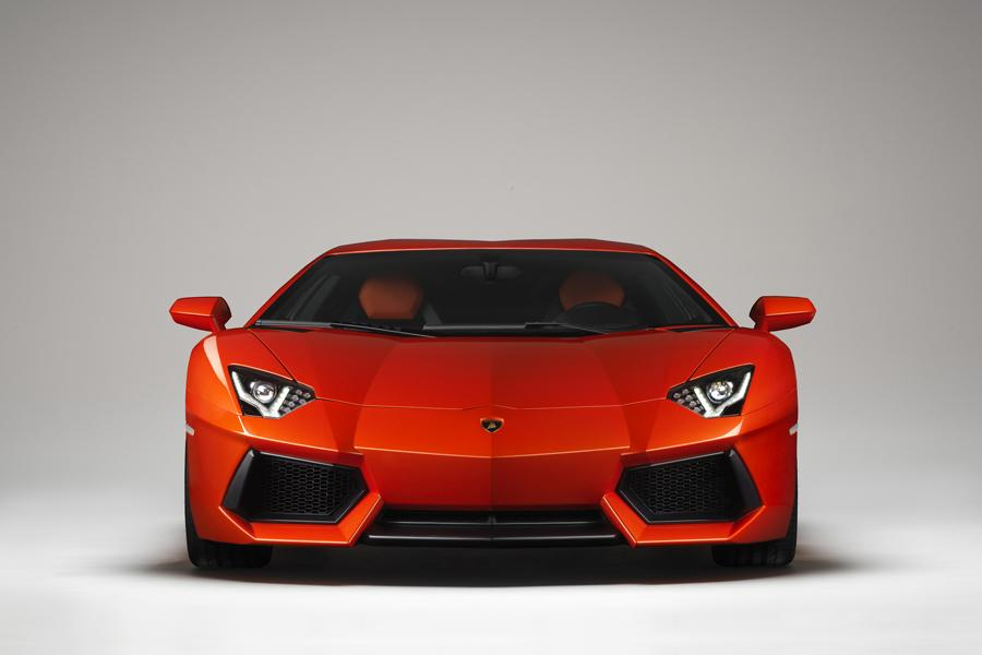 2012 Lamborghini Aventador Photo 4 of 10